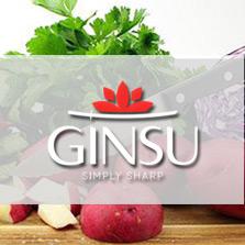 Ginsu logo